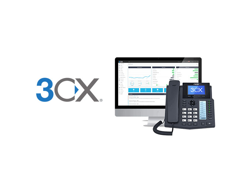 3CX Open Standards IP PBX